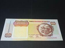 Angola. 1000 Kwanzas. 1991. P129b. UNC. Mint & Crisp note. See Photos. *23