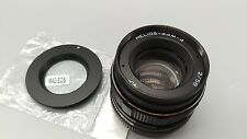 +1985 HELIOS 44M-4 f=2/58mm Bokeh Lens M42+CANON EOS EF Fit Mount NICE/PERFECT