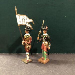 CBG Mignot: Infantry Of Henri IV. Post War c1970