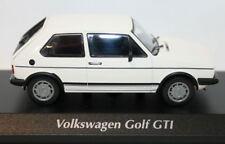 Maxichamps 1/43 Scale 940 055171 Volkswagen Golf GTi 1983 Wht Diecast model car