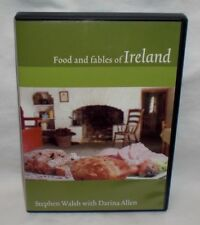 FOOD AND FABLES OF IRELAND DVD with Stephen Walsh and Darina Allen