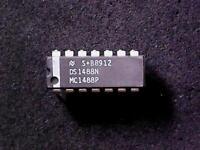 DS1488N - National Semiconductor Integrated Circuit (MC1488P) (DIP-14)