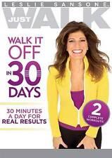 Walk It Off in 30 Days DVD Andrea Ambandos(DIR)
