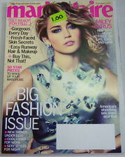 Marie Claire Magazine Miley Cyrus The Fashion Issue September 2012 021513R