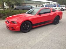 Mustang Faded Rocker stripes 05 06 2008 2009 2010 2012 2013 2014 Stripe Graphics