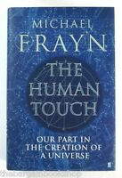 THE HUMAN TOUCH by Michael Frayn - HARDBACK - 1st Edition - MINT CONDITION