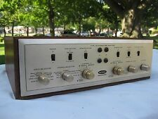 H.H. SCOTT  model 130 vacum tube stereo preamplifier   JUST SERVICED