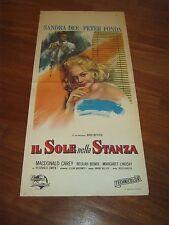 LOCANDINA,IL SOLE NELLA STANZA,Tammy and the Doctor,Sandra Dee,Peter Fonda 1963