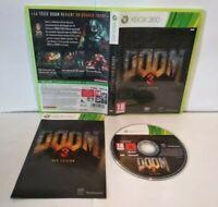 DOOM 3 BFG Edition - Jeu XBOX 360 - PAL français - Complet - Très bon état