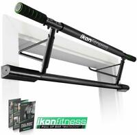 Pull Up Bar Strength Trainer with Larger Smart Hooks Home Fitness Workout Gym