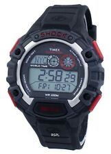 Timex Expedition Global Shock World Time Indiglo Digital T49973 Men's Watch