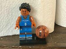 MINI FIGURINE TYPE LEGO NBA BASKET westbrook