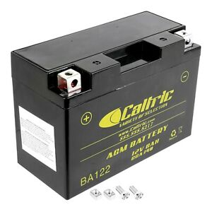 AGM Battery for Yamaha R6 YZF-R6 YZFR6 2001 2002 2003 2004 2005