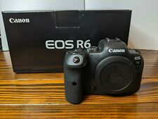Canon EOS R6 Camera (Body Only) *NO RESERVE*