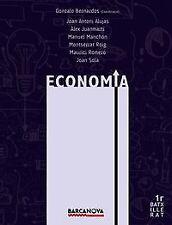 (CAT).(16).ECONOMIA 1R. BATX.. NUEVO. Nacional URGENTE/Internac. económico. LIBR
