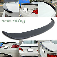 BMW E60 5-SERIES 4D SEDN A TYPE REAR BOOT TRUNK SPOILER M5 530I 525I