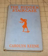 1930 THE HIDDEN STAIRCASE By Carolyn Keene HC Book in Fair+ Condition