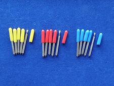 15 pc 30 45 60 degree Blades - Roland GCC LiYu Cutting Vinyl Cutter Knife Blade