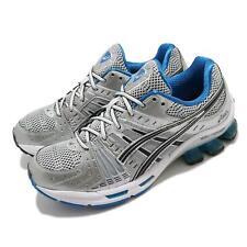 Asics Gel-Kinsei OG Grey Silver Black Blue Mens Running Shoes Retro 1021A117021