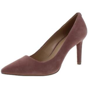 MICHAEL Michael Kors Womens Dorothy Pink Dress Heels 10 Medium (B,M) BHFO 3938