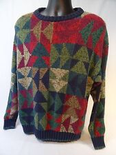 Vintage 80s Sweater Mens XL Crewneck Ugly Sweater