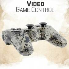 Camo Wireless Bluetooth Game Controller Pad For Sony PS3 Playstation 3