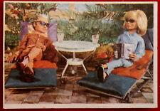 THUNDERBIRDS - Off Duty - Card #66 - Somportex 1966