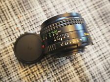 Minolta 50mm f/1.7 Rokkor-X prime lens MD mount for X-700