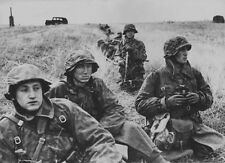 WW2 Photo WWII German Soldiers Eastern Front 1942 World War Two Photo   / 2271