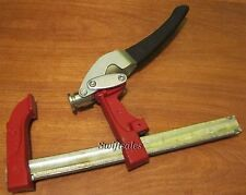 "URKO 421-G 15cm 5-7/8"" Lever Action Bar Clamp - Made In Spain - New"