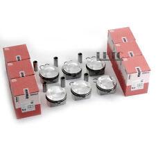 6x Pistons Rings Set Mahle Φ85mm For BMW E87 E90 E92 E60 130i 330i 530i N52B30BF