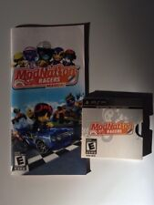 ModNation Racers Game and Booklet Manual for Sony PSP unused