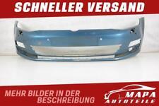 VW GOLF 7 VII Bj. ab 2012 Stoßstange Vorne SRA 4x PDC Original 5G0807221 Versand