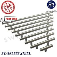 Swiss Kelly Hardware Stainless Steel Kitchen Cabinet Handles Drawer Pulls