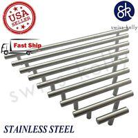 Swiss Kelly Hardware Stainless Steel Kitchen Cabinet Handles Drawer Pulls