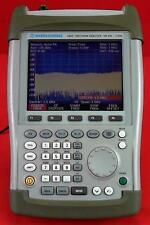 Rohde & Schwarz FSH3 Mobile Spectrum Analyzer (1145.5850.03)