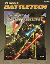 BATTLETECH-THE FUTURE OF WAR-COMBAT EQUIPMENT-(SC)-engl.-neu-new #35017