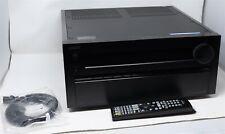 Onkyo PR-SC5509 9.2 Ch Surround Preamplifier 3D 4K Video Network W/ Remote