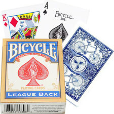 1 Deck Bicycle 808 Rider Back Poker Karten - Old Case
