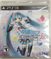 Hatsune Miku: Project Diva F 2nd PS3 New PlayStation 3, Playstation 3