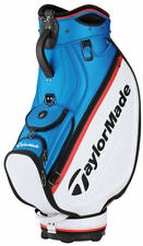 TaylorMade Golf Tour Cart Bag 2018 White/Red/Blue New