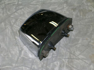 LICENSE PLATE LIGHT HOUSING, ROLLS ROYCE SILVER SHADOW, BENTLEY T