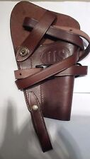 "US WW,2 M3 Colt 1911 .45 ""Tanker"" Shoulder Holster in brown leather"