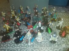 Collection of 30 star was attacktix .2005 hasbro