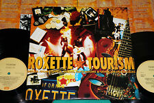 Roxette - Tourism BRAZIL Double LP 1992 Gatefold With 2 inserts