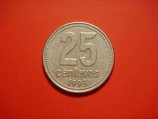 Argentina 25 Centavos, 1993 Coin