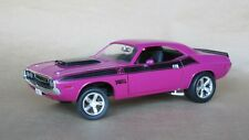 1970 DODGE CHALLENGER T/A 340 SIX PAK  ERTL AMERICAN MUSCLE MINT NEW (OTHER)
