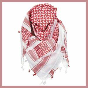 Palestinian original Cotton Heavyweight Arab Tactical Desert Keffiyeh Scarf