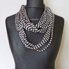 Gestreifte Damen-Schals & -Tücher aus 100% Baumwolle