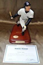 Hideki Matsui Danbury Mint Baseball Statue No Box